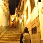 As escadarias