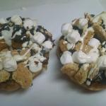 S'mores donuts...yum!!
