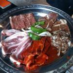 HoneyPig 韩式烤肉照片