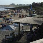 La Barra beach bar
