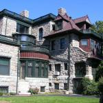 Oliver Mansion, a very impressive home, and a great history lesson.