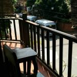 One of our balconies