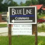 Blue Line Cafeteria