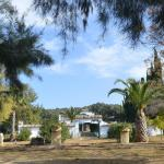 The finca, in the middle of nature and with a beautiful garden