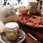 Bilde fra La Bicicletta Caffe & Salumi