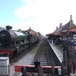 Minehead Wwest Somerset Steam Railway