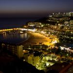 Puerto rico by night