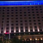 Hotel front view
