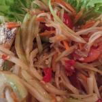 Papaya Salad Lao Style