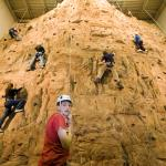 40 Foot Rock Wall