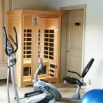 Sauna & fitness equipment