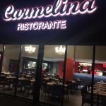 extérieure ristorante Carmelina