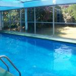 zona de piscina