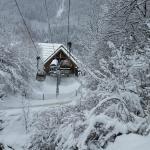 De cabine verbinding naar Les Deux Alpes