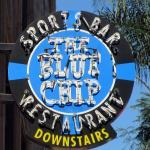 The Blue Chip Sports Bar & Restaurant