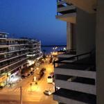 Beautiful Kavala at night
