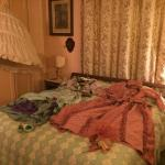 """Masterbedroom of Apt. #5 """"before Il Ballo del Doge"""""""