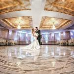 Ballroom Bride & Groom