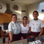 Hotel Casa Ticul - breakfast crew ��