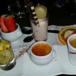 variations de desserts