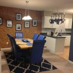 Dining Room - Bayfield on the Lake 202