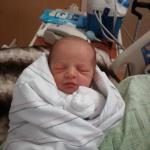 Bentley Allen Bookter Born on Feb, 23,2015