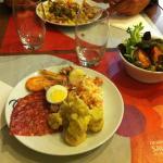 Salad Bar, delicioso