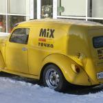 MIX тачка. Фольцваген Кафер 1973 года выпуска