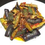 Terong Belado, looks appetizing and taste great!