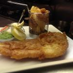 Fish & Chips from Lunch Menu