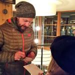Ski Opening mit REA GARVEY