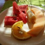Breakfast Starters... Great fruit