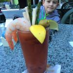 shipwreck bloody mary