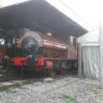 Steam Locomotive from the brewery railway