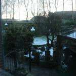 jardin et volière