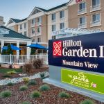 Welcome to the Hilton Garden Inn Mountain View hotel.