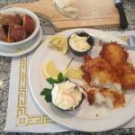 Lunch Fish Fry 2 Piece Cod- YUM!