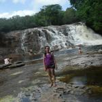 Cachoeira próxima Iracema Falls
