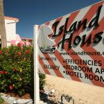Island House Apartment Motel Foto