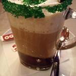 dessert coffee, after 8
