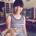 Thank you Van and family for a lovely plate of White Rose! And for the Bao Deip recommendation ?