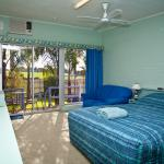 Clean and comfortable, with great north facing balconies