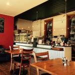 old post cafe Foto