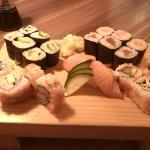 sushi piatto misto