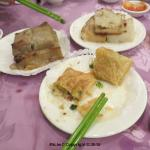 Taro and Turnip cakes