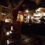 Wallensteinkeller, offene Küche