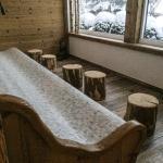 Relaxruimte Sauna