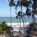 resort strand mit restaurant