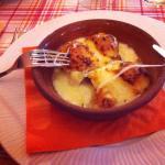 Salsiccia & scamorza
