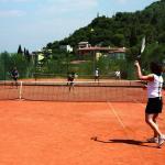 Campi da tennis privati